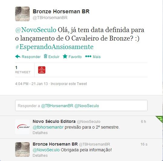 tweet novo seculo 21-01-2013